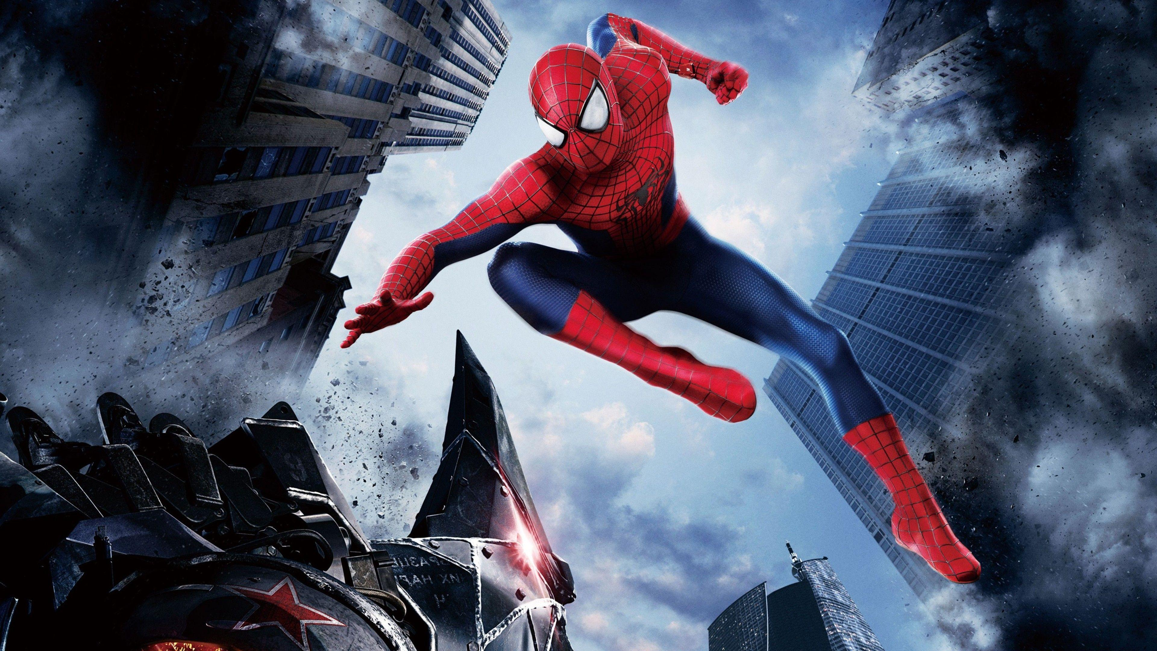 amazing spiderman hd wallpaper - photo #23