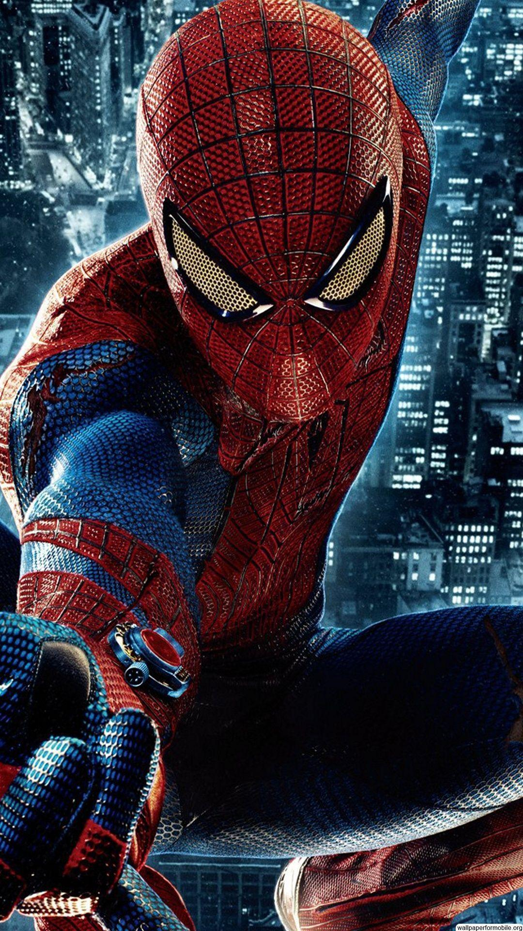 amazing spiderman hd wallpaper - photo #19