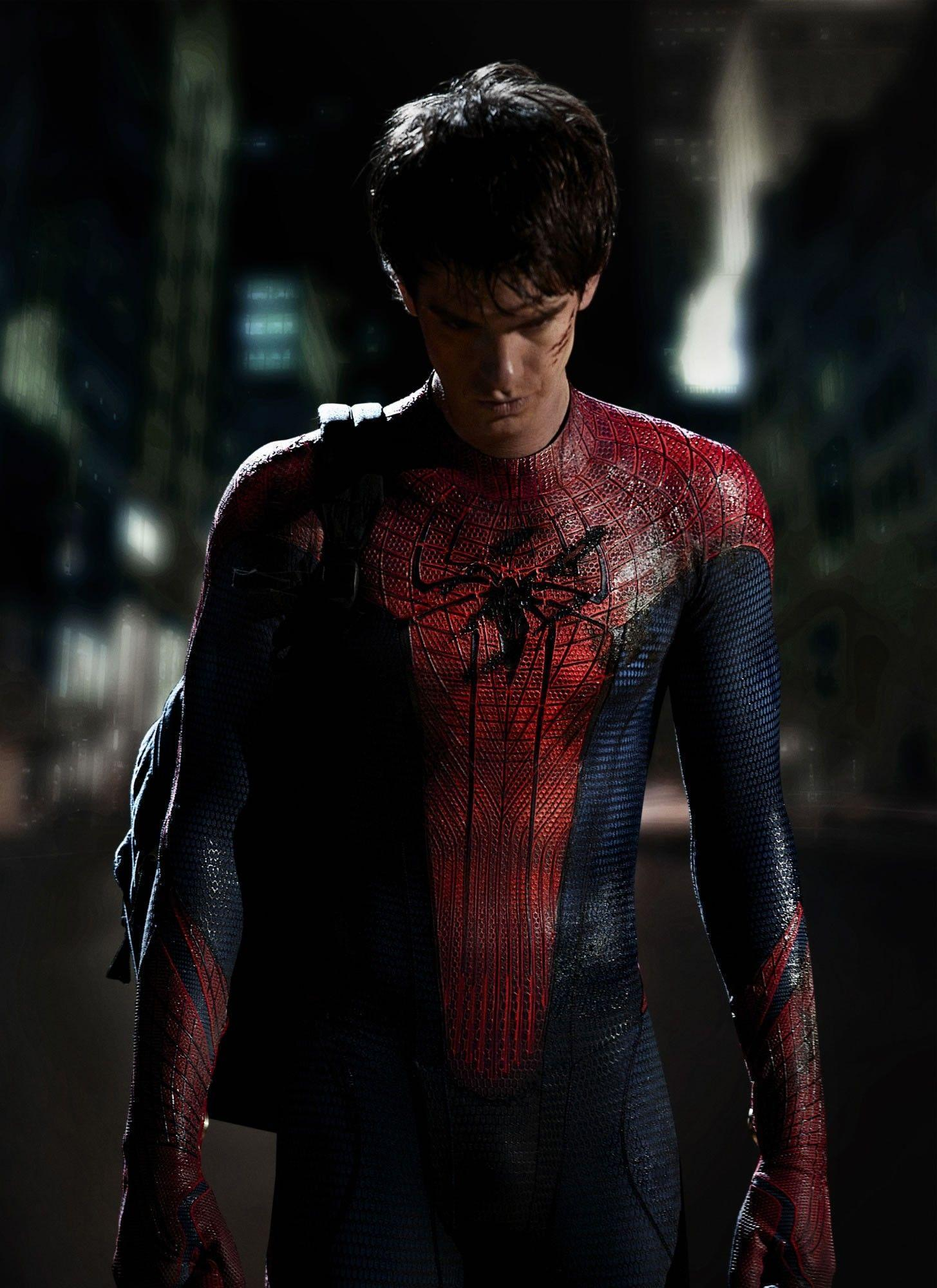 Andrew Garfield Spider-Man - wallpaper.
