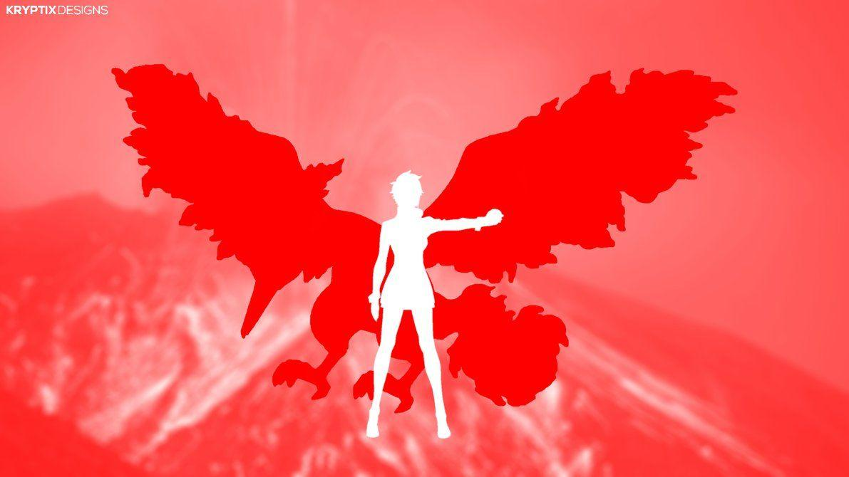 Moltres and Valor Leader Candela HD Wallpapers by KryptixDesigns on