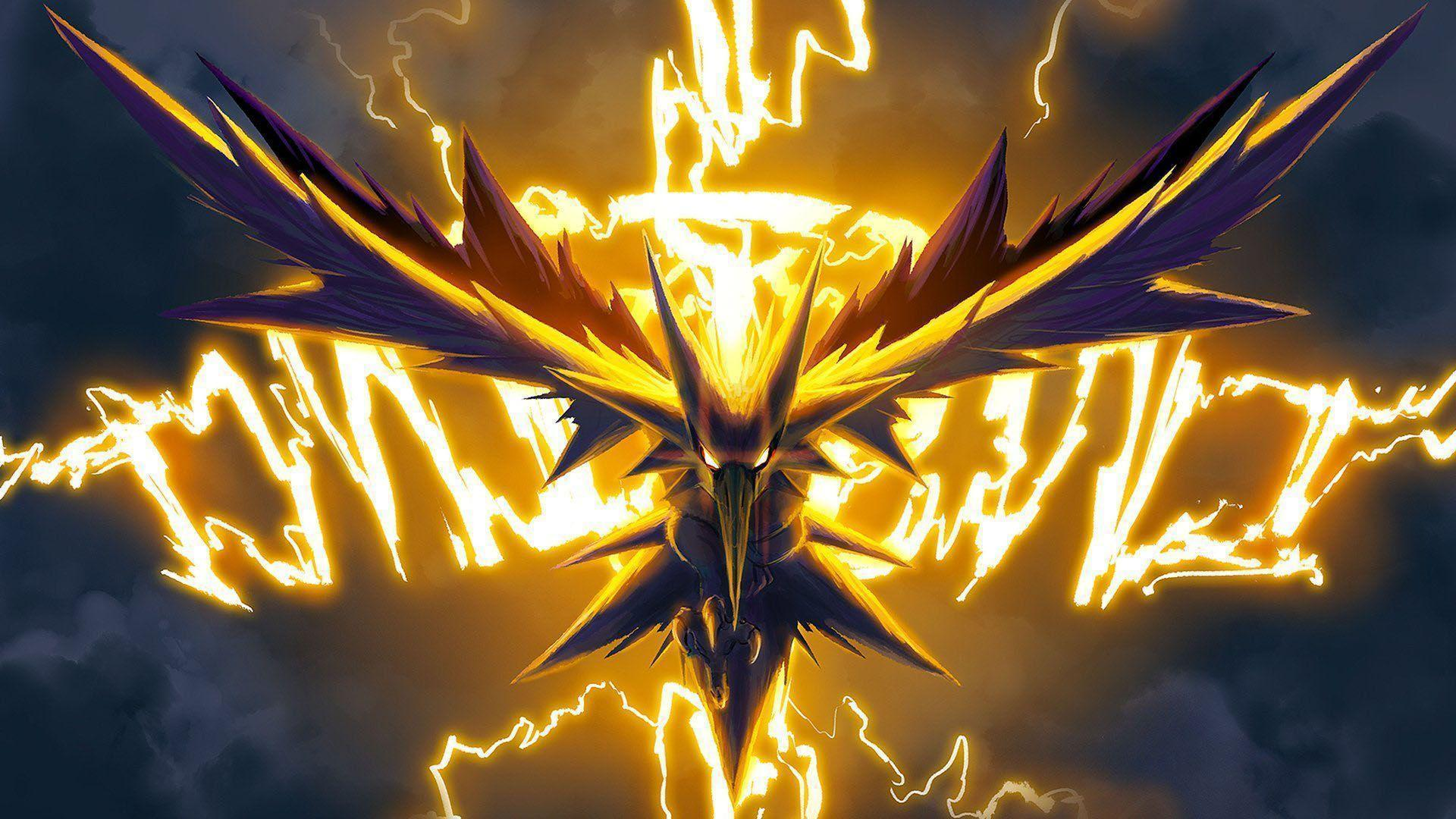 Zapdos Wallpapers For Android – Epic Wallpaperz
