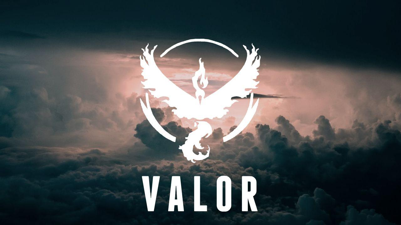 Pokemon Go Team Instinct, Valor, Mystic Wallpapers
