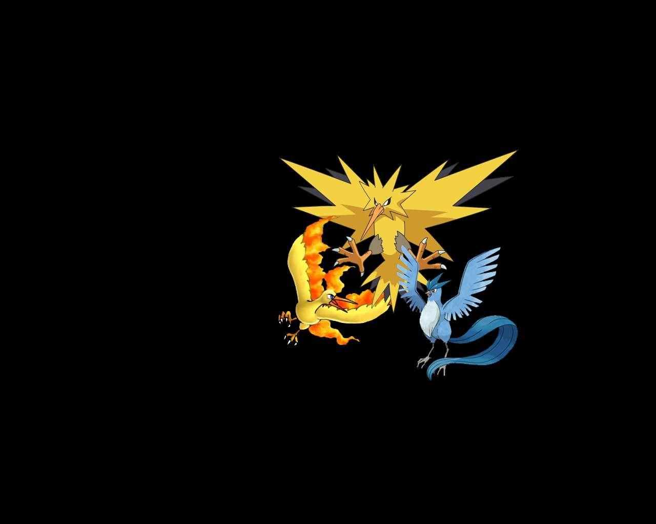 Zapdos Wallpapers