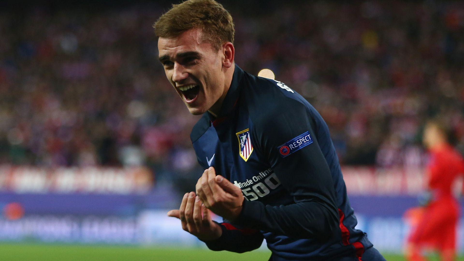 Antoine Griezmann Wallpapers Images Photos Pictures Backgrounds