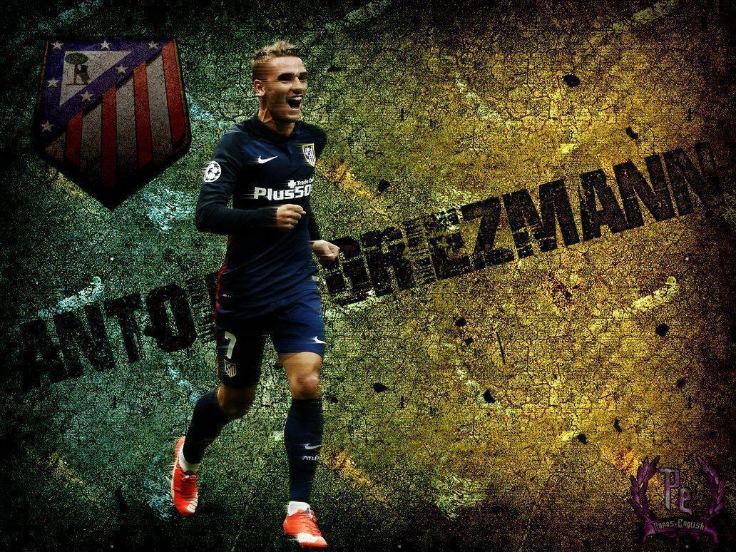 Madrid, Antoine griezmann and Wallpapers on Pinterest