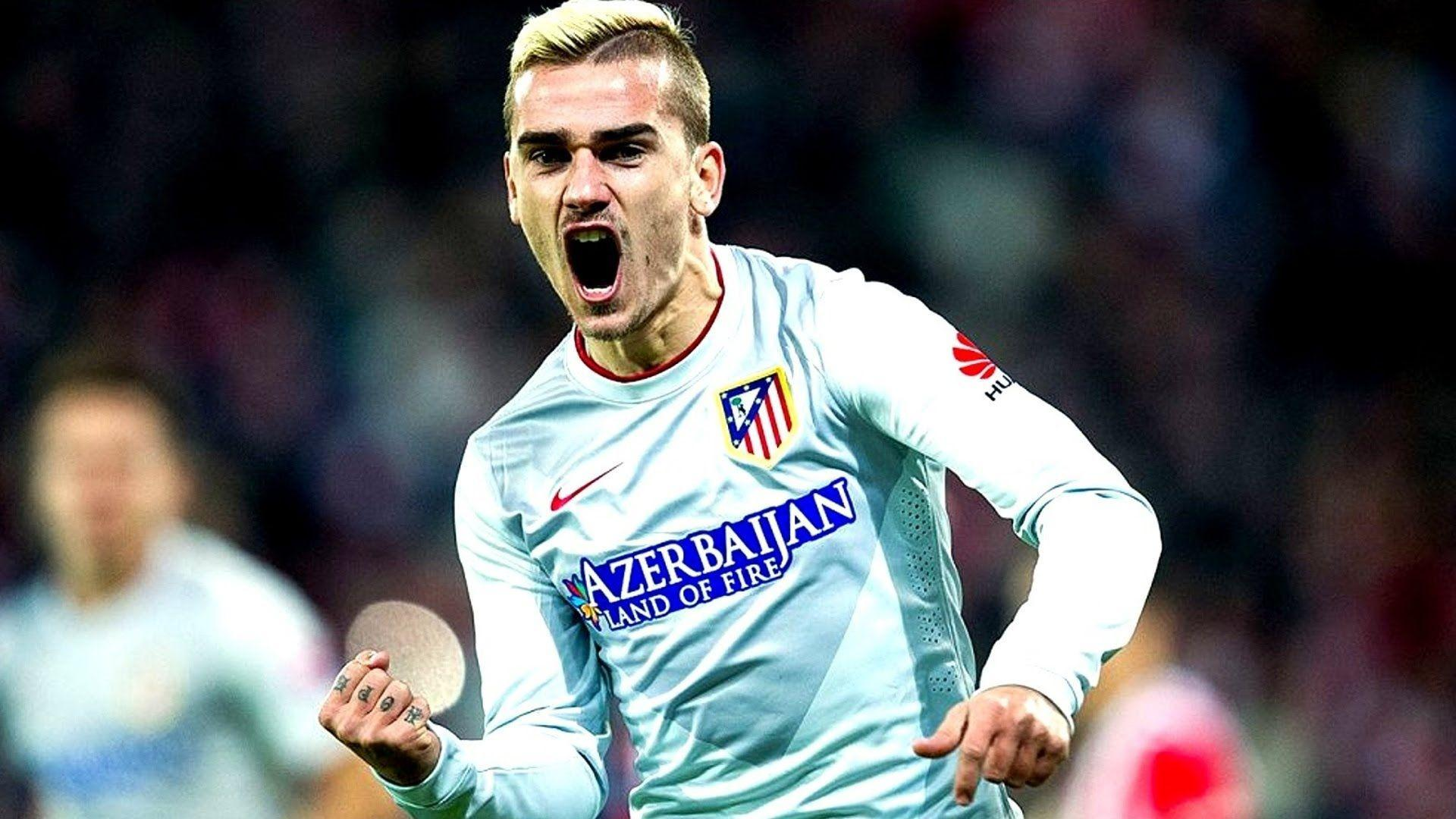 Antoine Griezmann HD Pictures - New HD Images
