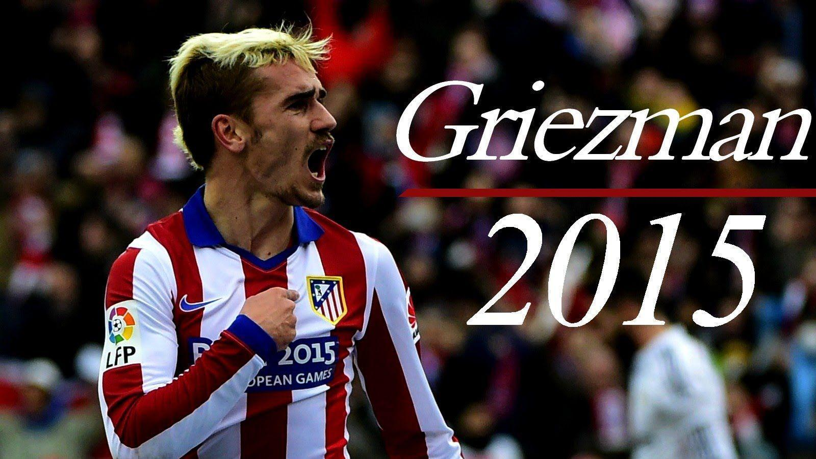 Antoine Griezman - Goals, Skills, Assists | Atletico Madrid | 2014 ...