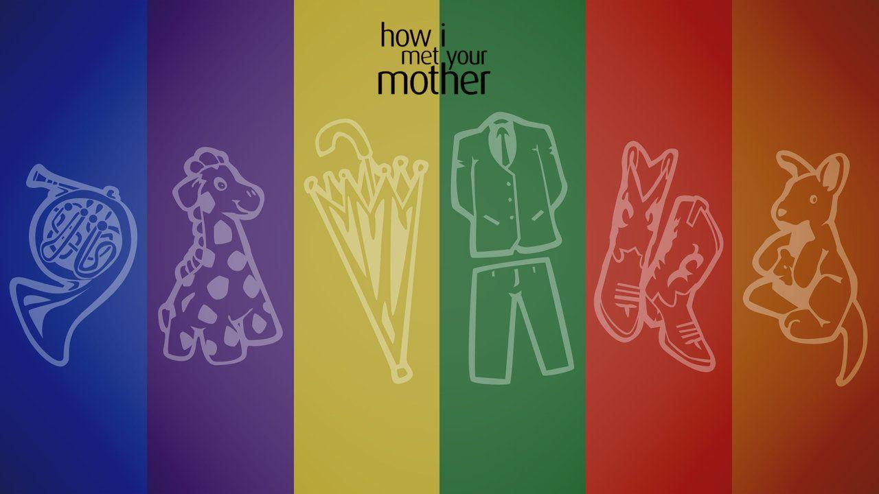 How I Met Your Mother Wallpapers Wallpaper Cave
