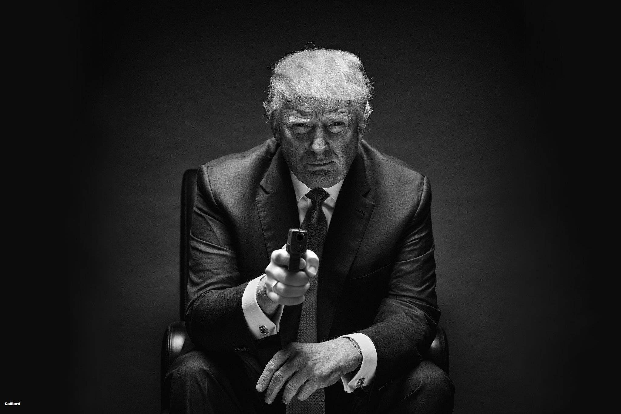 Let&get a Trump Wallpapers Dump going! : The_Donald