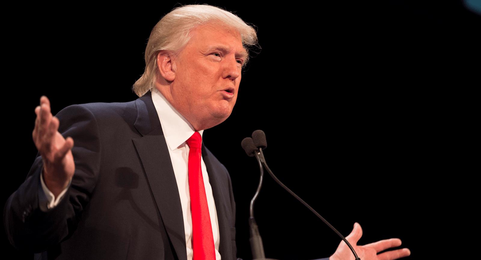 Donald Trump Wallpapers - Wallpaper Cave