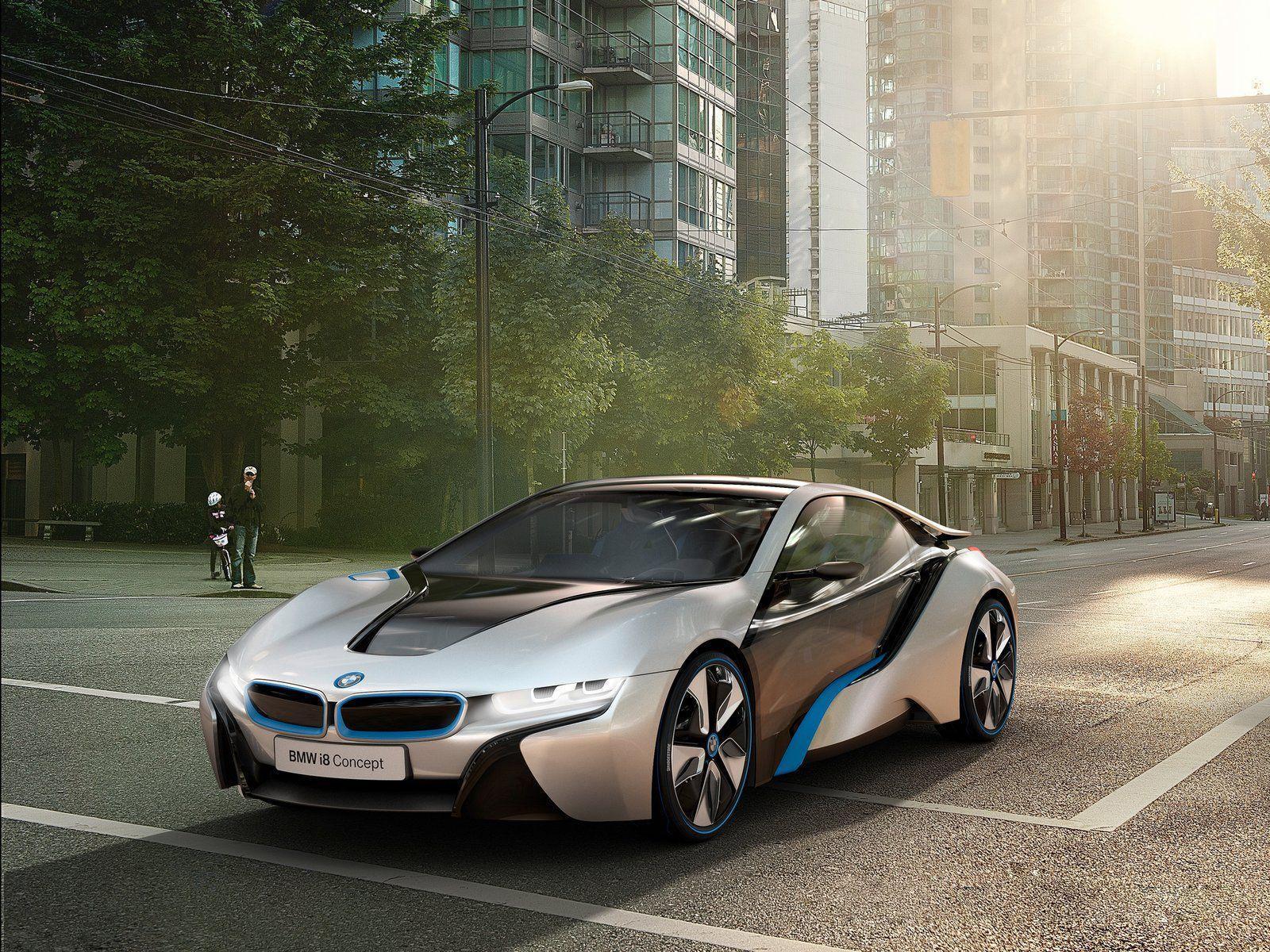 BMW I8 Wallpapers - Wallpaper Cave