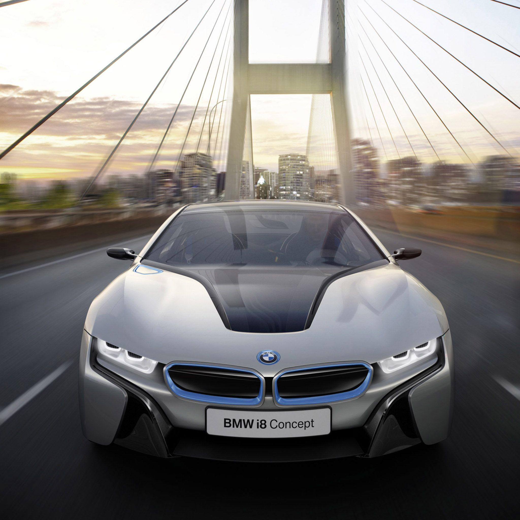 Bmw I8 Wallpapers Wallpaper Cave