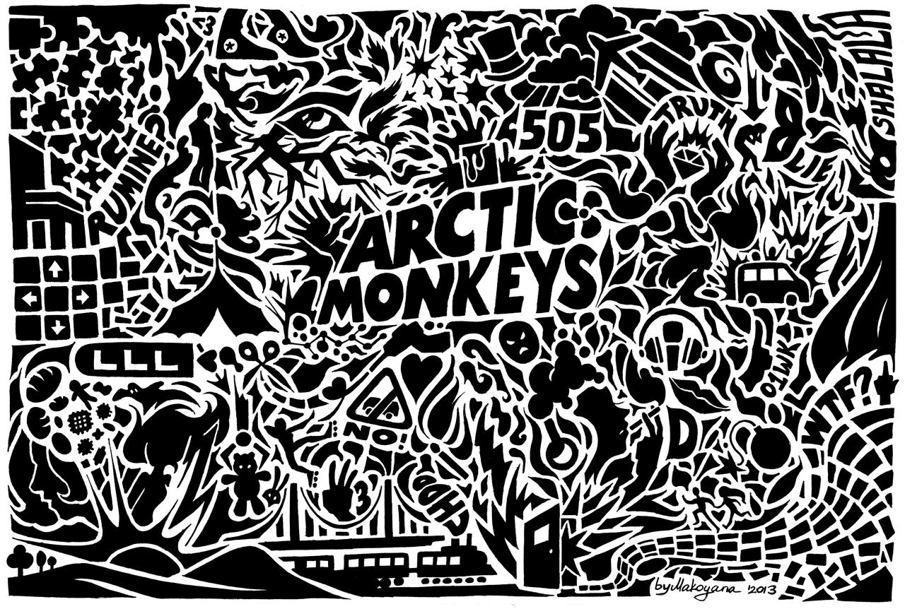 Arctic Monkeys Wallpapers - Wallpaper Cave