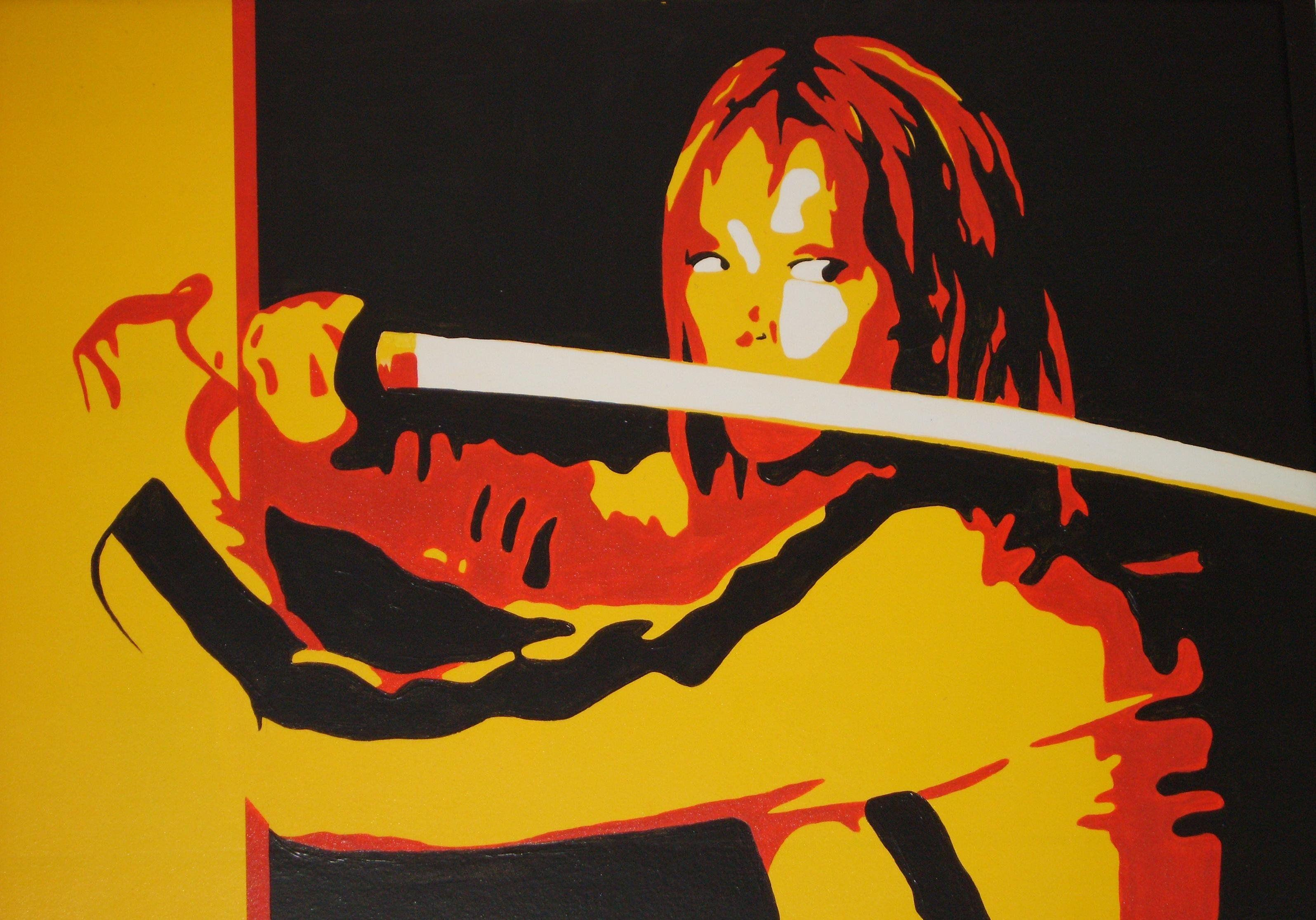 download movie killbill wallpaper - photo #32