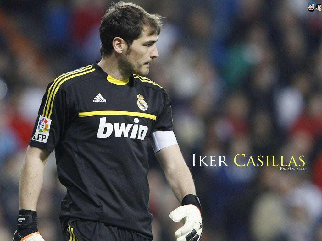 Iker Casillas Wallpaper #2