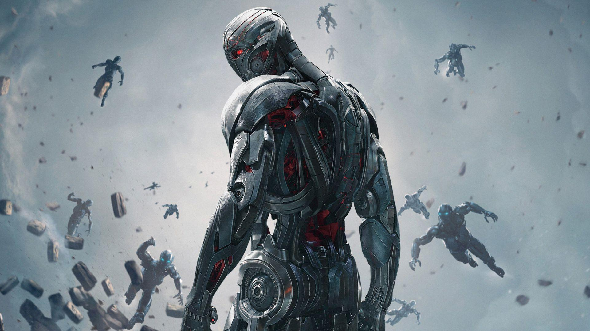 Ultron Wallpapers for Desktop