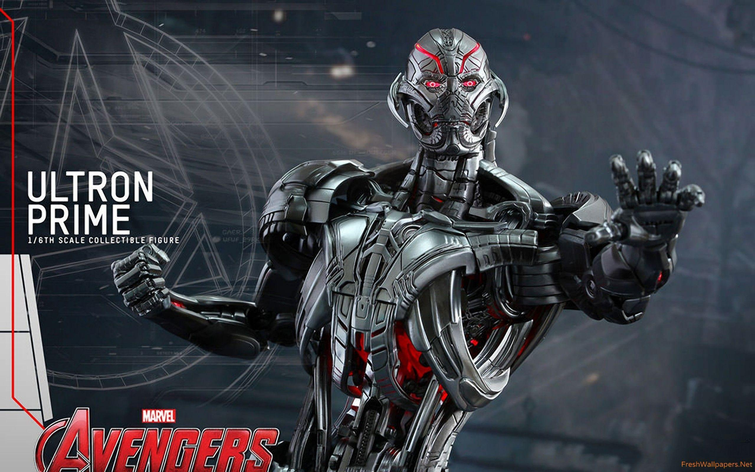 Ultron Prime in 2015 Avengers Age Of Ultron wallpapers