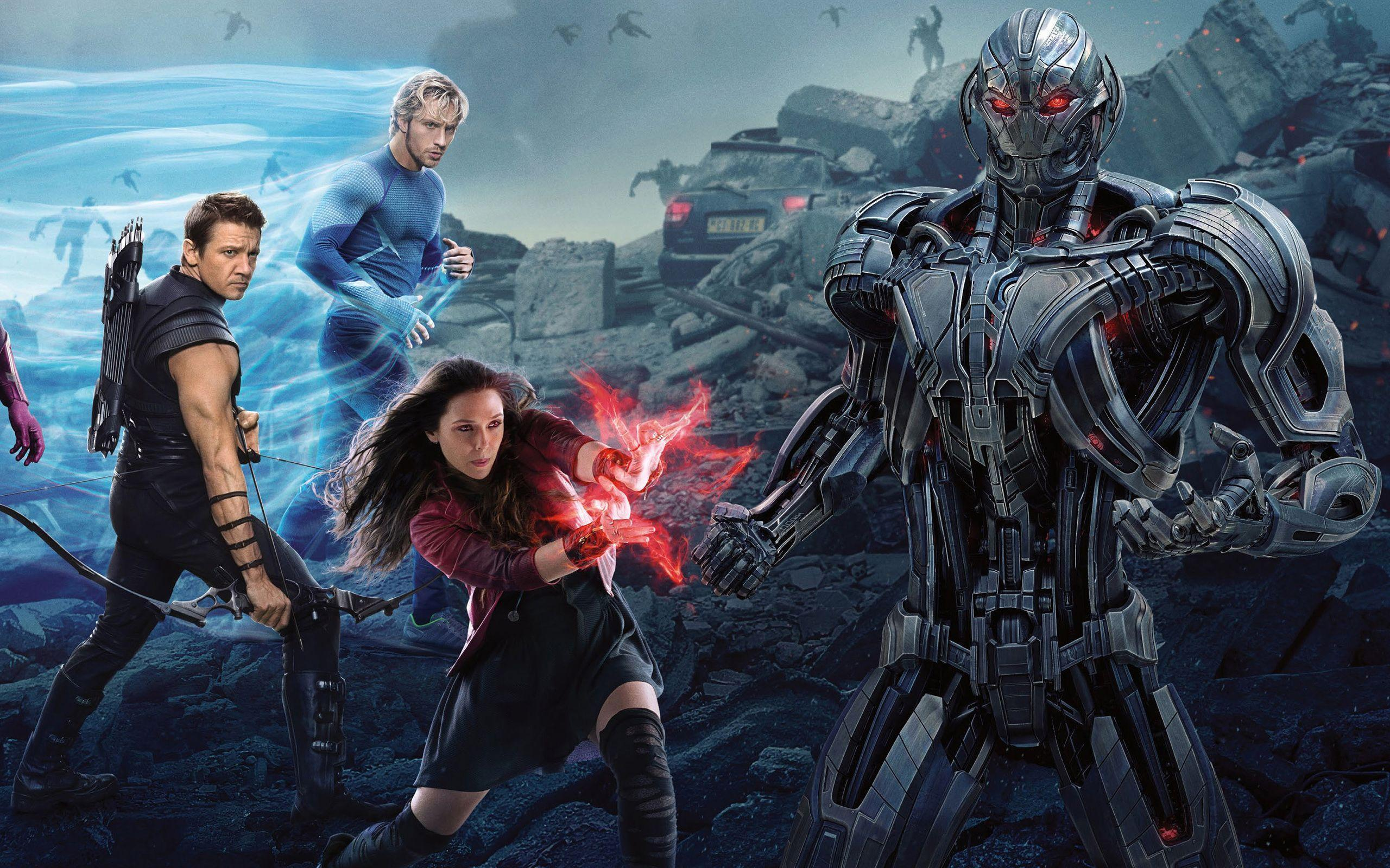Avengers 2 Age of Ultron Wallpapers