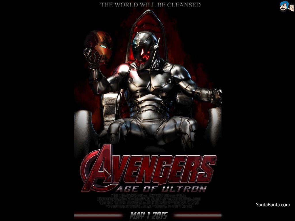 The Avengers Age of Ultron Movie Wallpapers