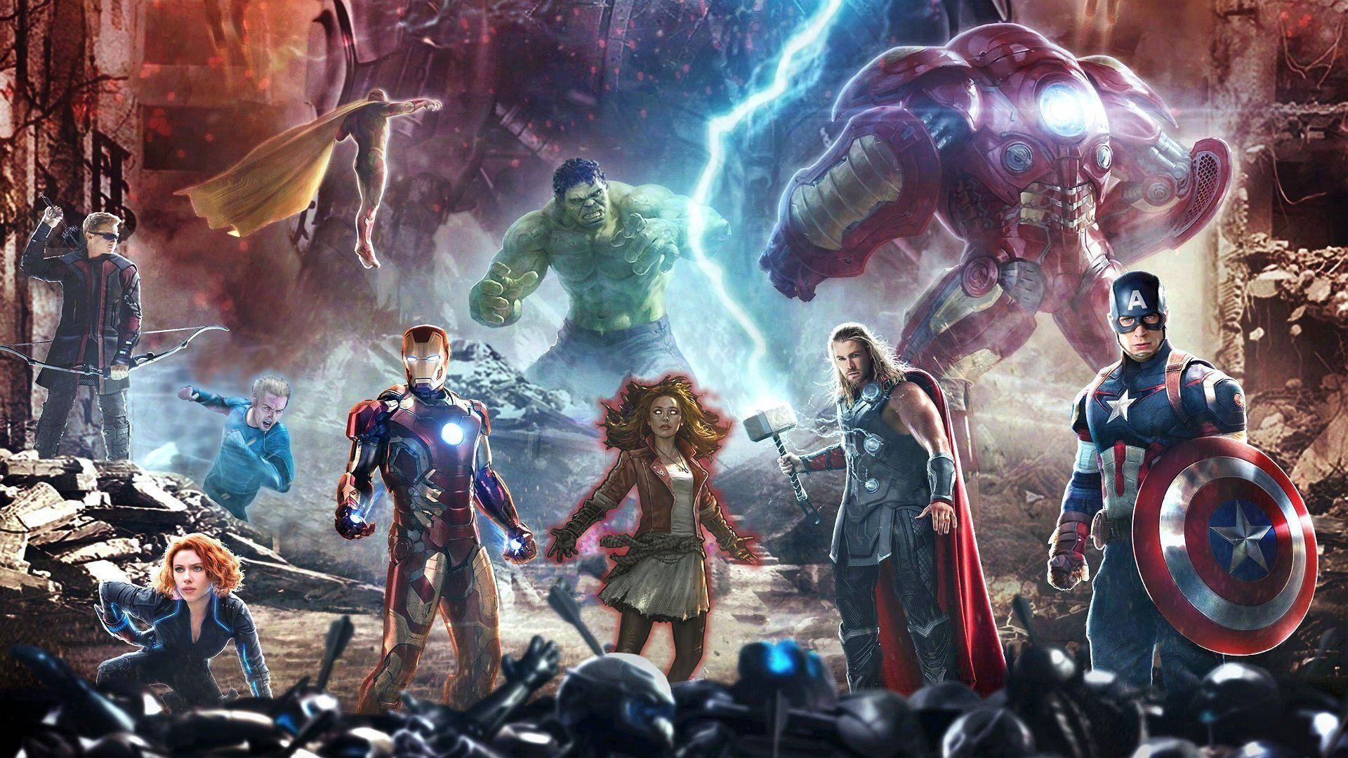 Play Avengers: Age of Ultron games - Free Games AZ