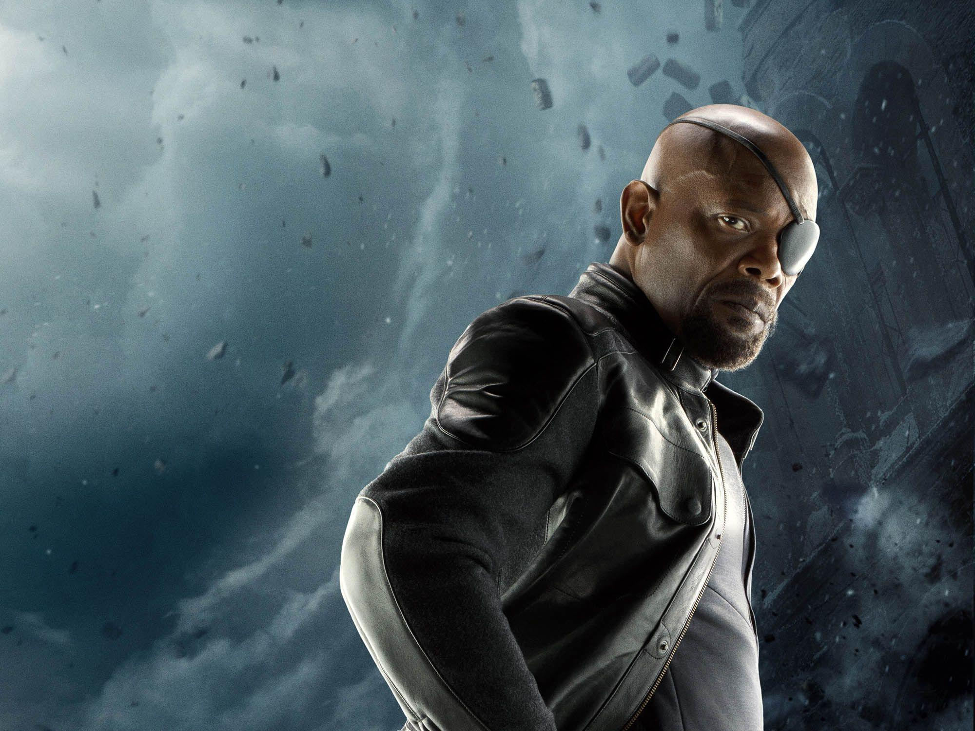 Nick Fury Wallpapers - Wallpaper Cave