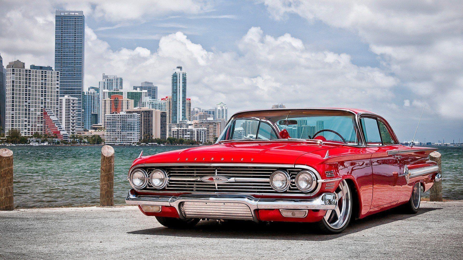 1963 Chevy Impala Wallpaper: Chevrolet Impala Wallpapers