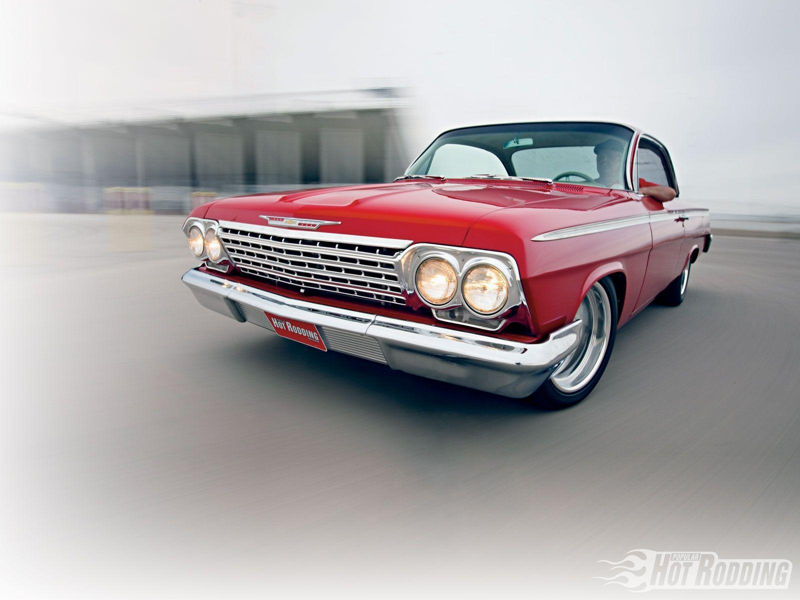 1962 Chevy Impala Computer Wallpapers, Desktop Backgrounds