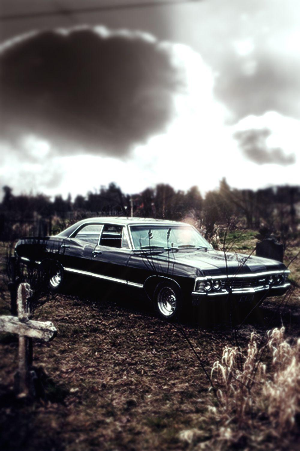 Supernatural Impala Wallpapers Group