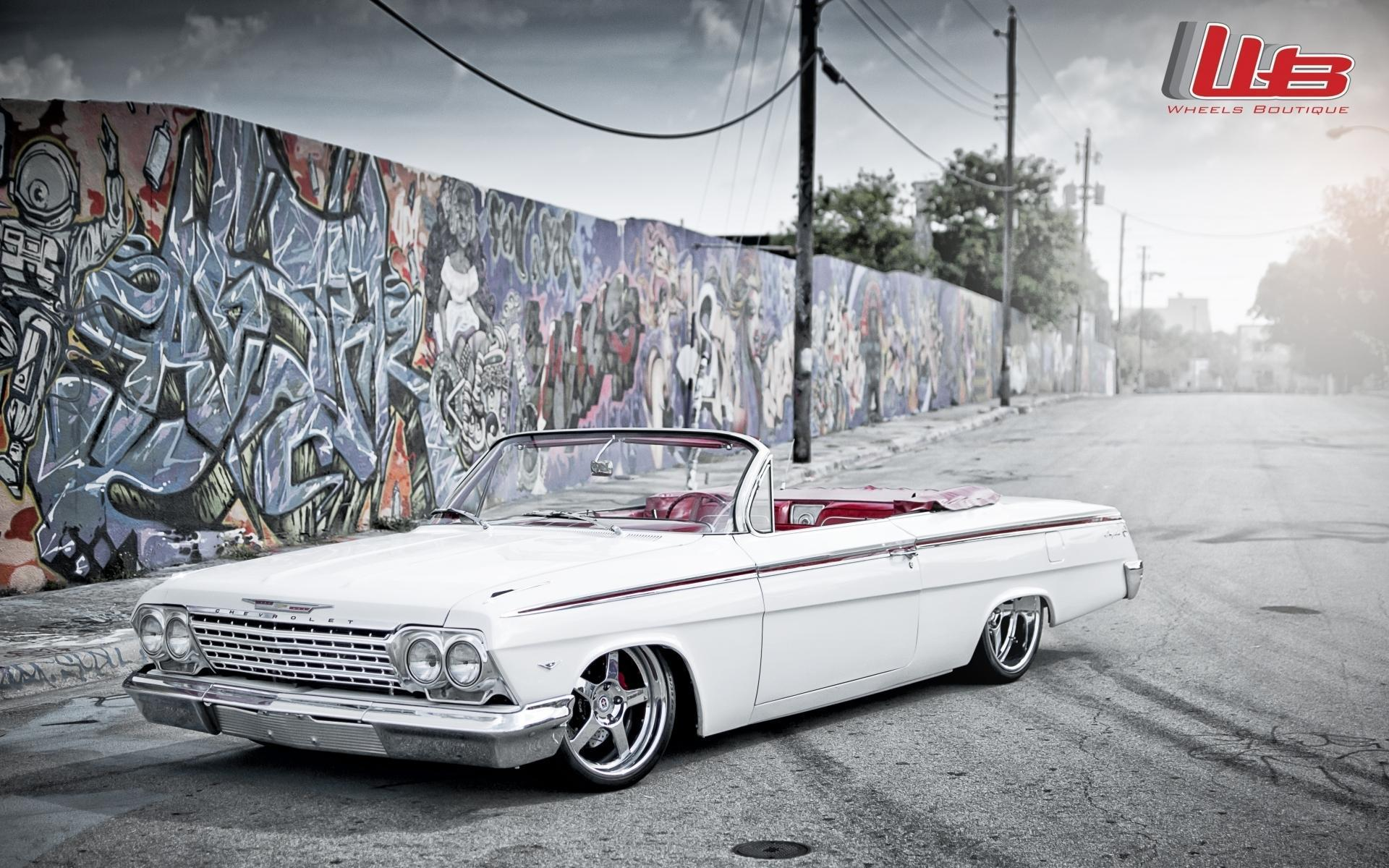 Chevrolet Impala HD desktop wallpapers : Widescreen : High