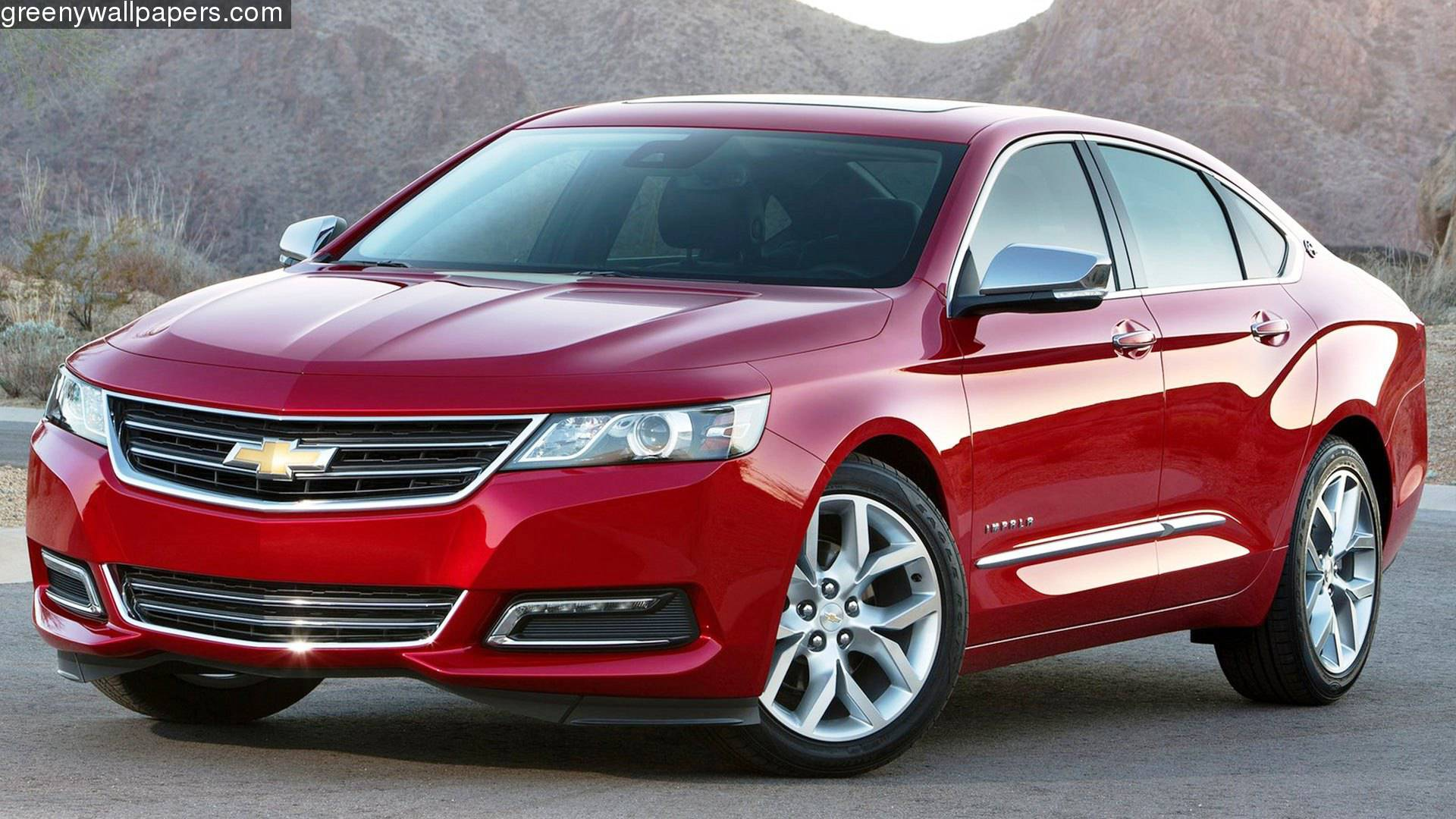 Chevrolet Impala Provide 1920x1080 Wallpapers