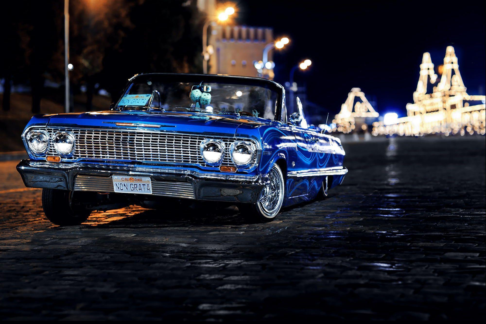 Chevrolet Impala Wallpapers - Wallpaper Cave