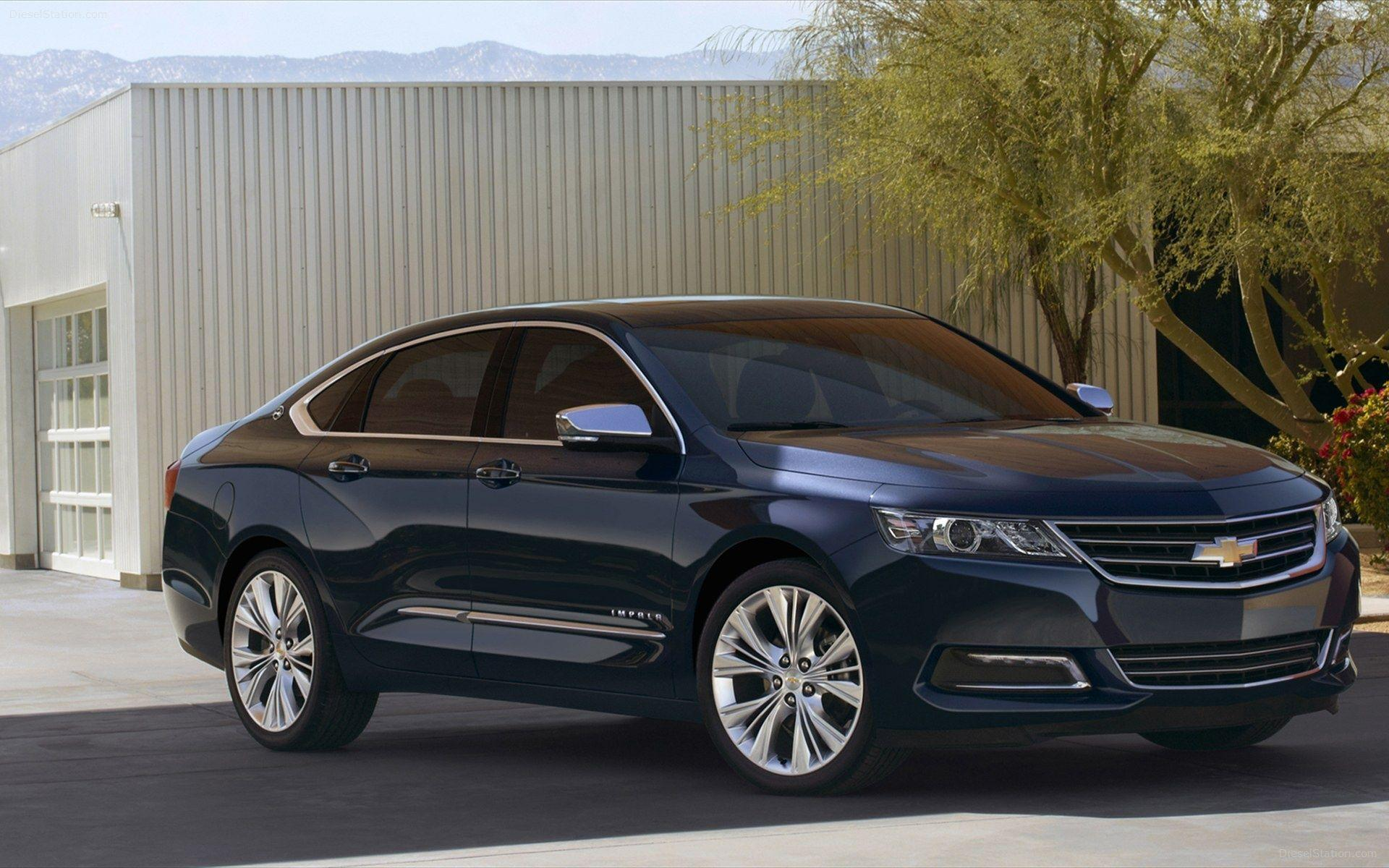 2014 Chevrolet Impala Wallpapers