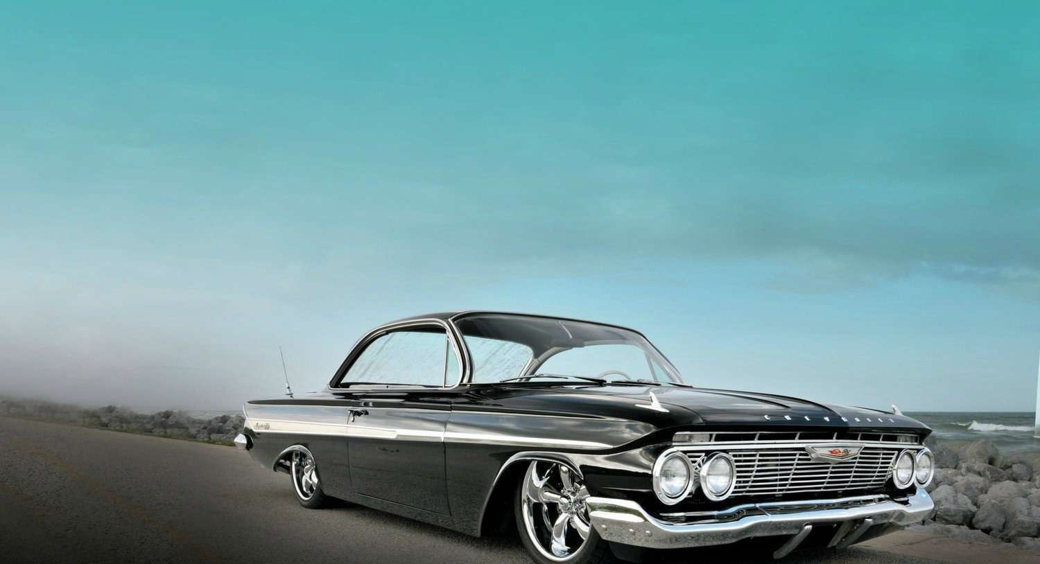 1961 Chevy Impala Wallpapers