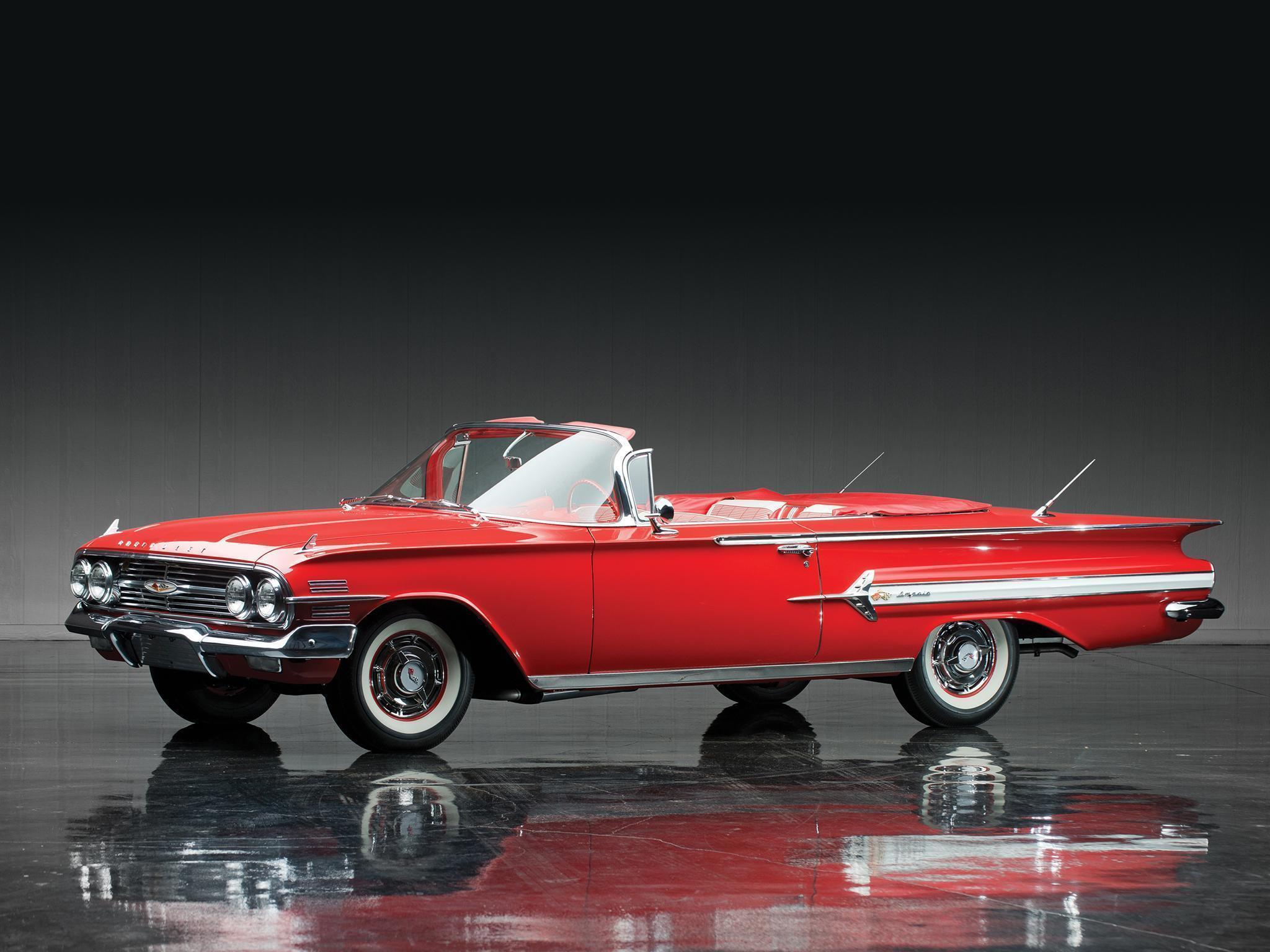Chevrolet Impala Convertible &HD desktop wallpapers
