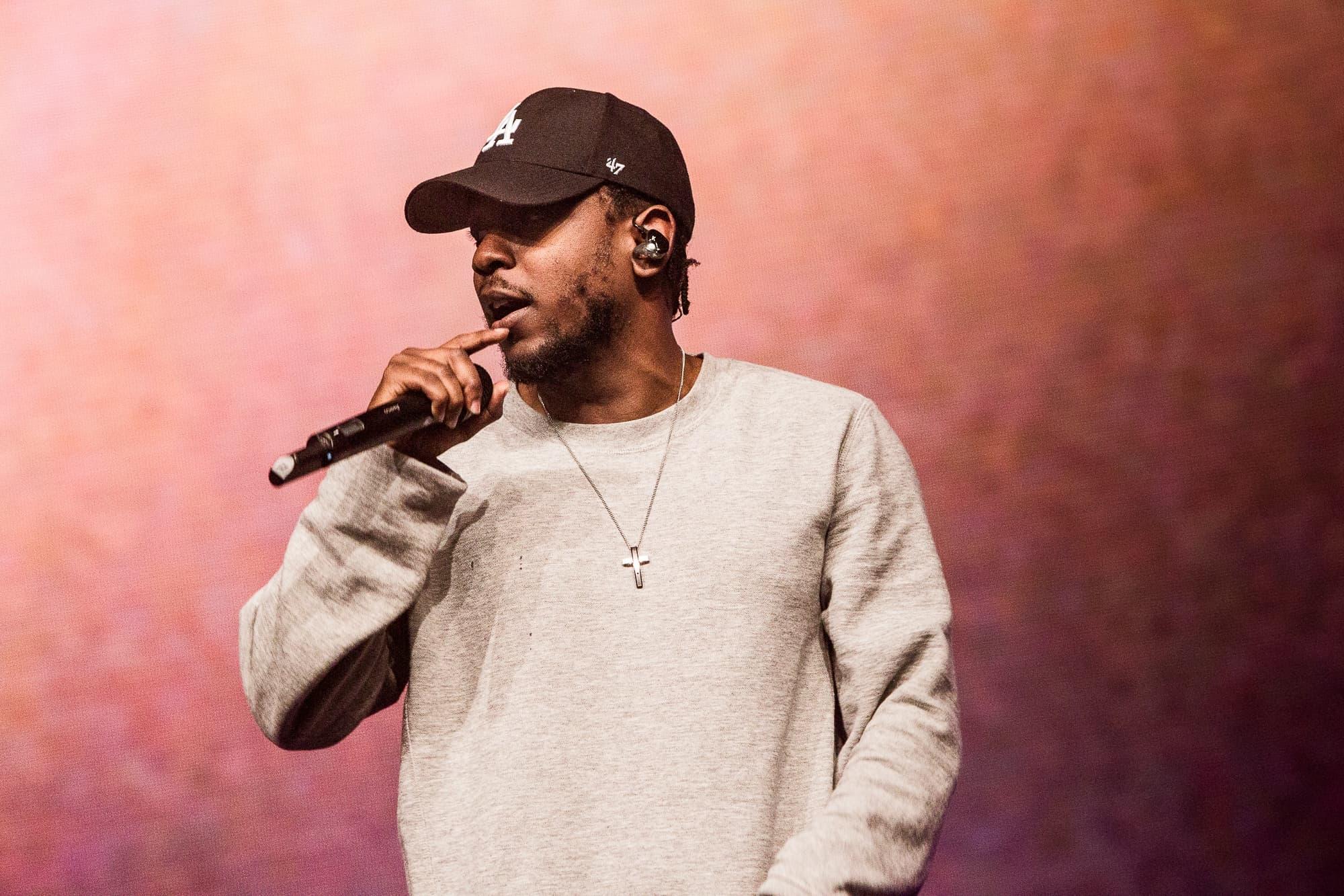 Kendrick Lamar Hd Iphone Wallpaper