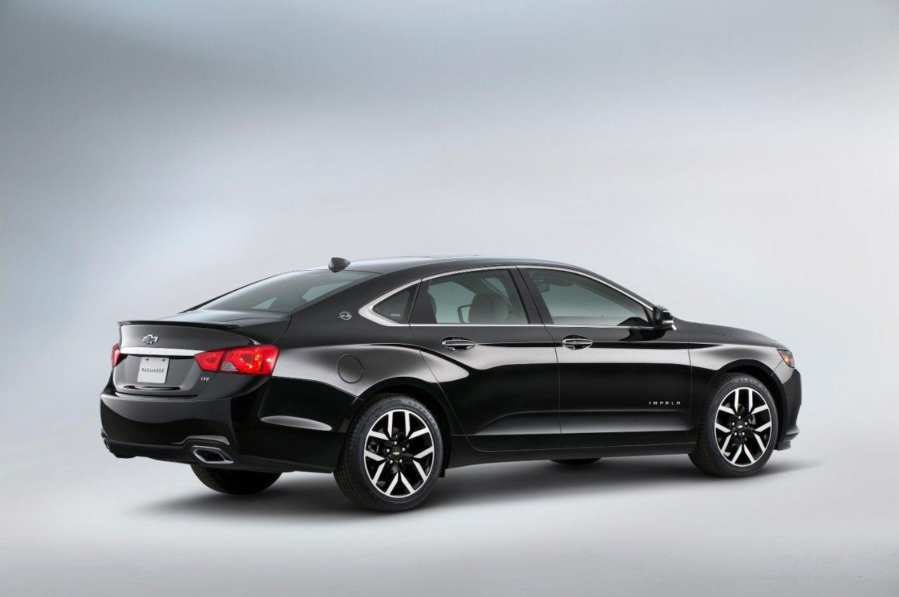 2015 Chevrolet Impala HD Wallpapers