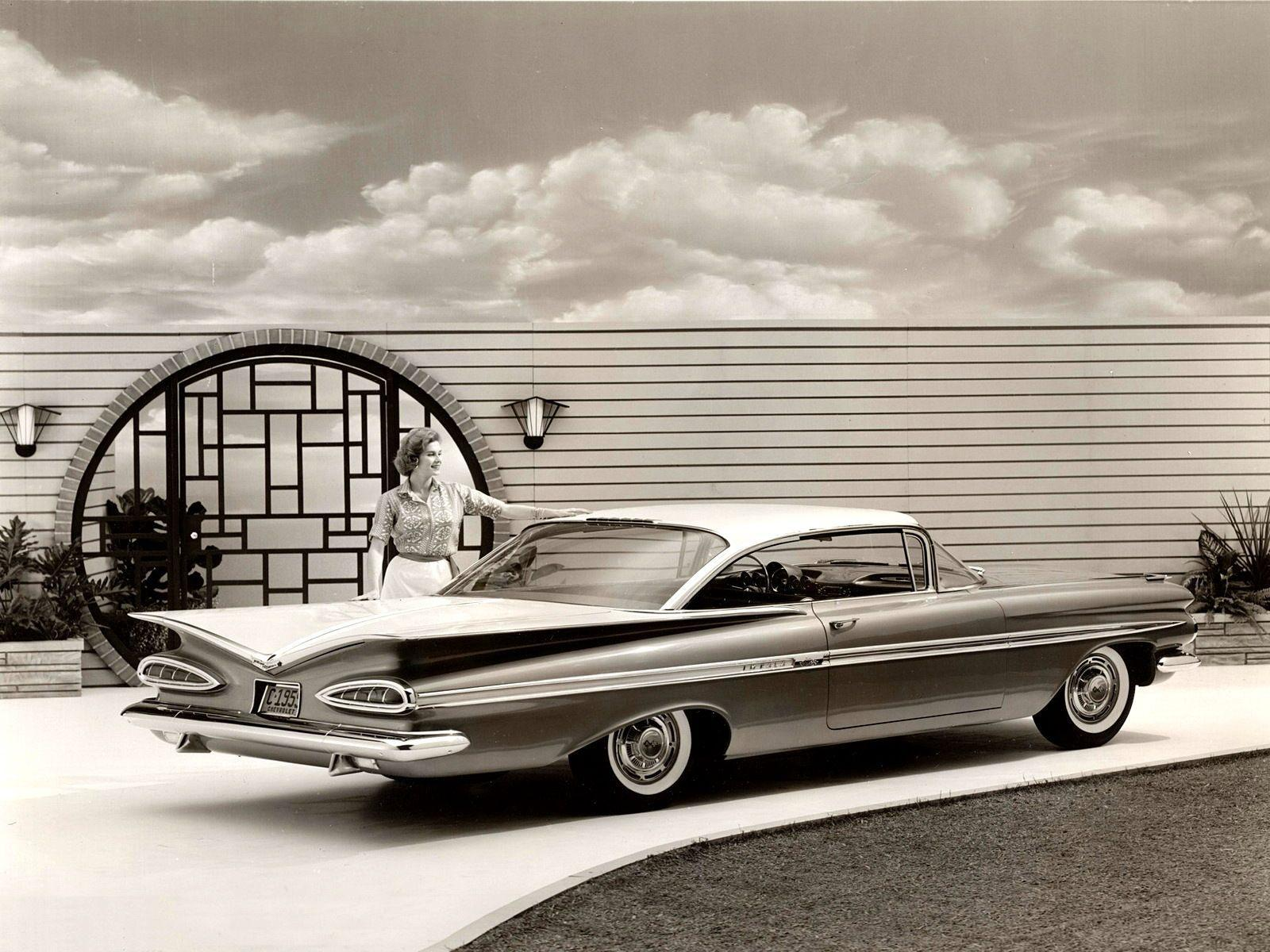 1000+ images about 1959 impalas on Pinterest | Chevy, El camino ...