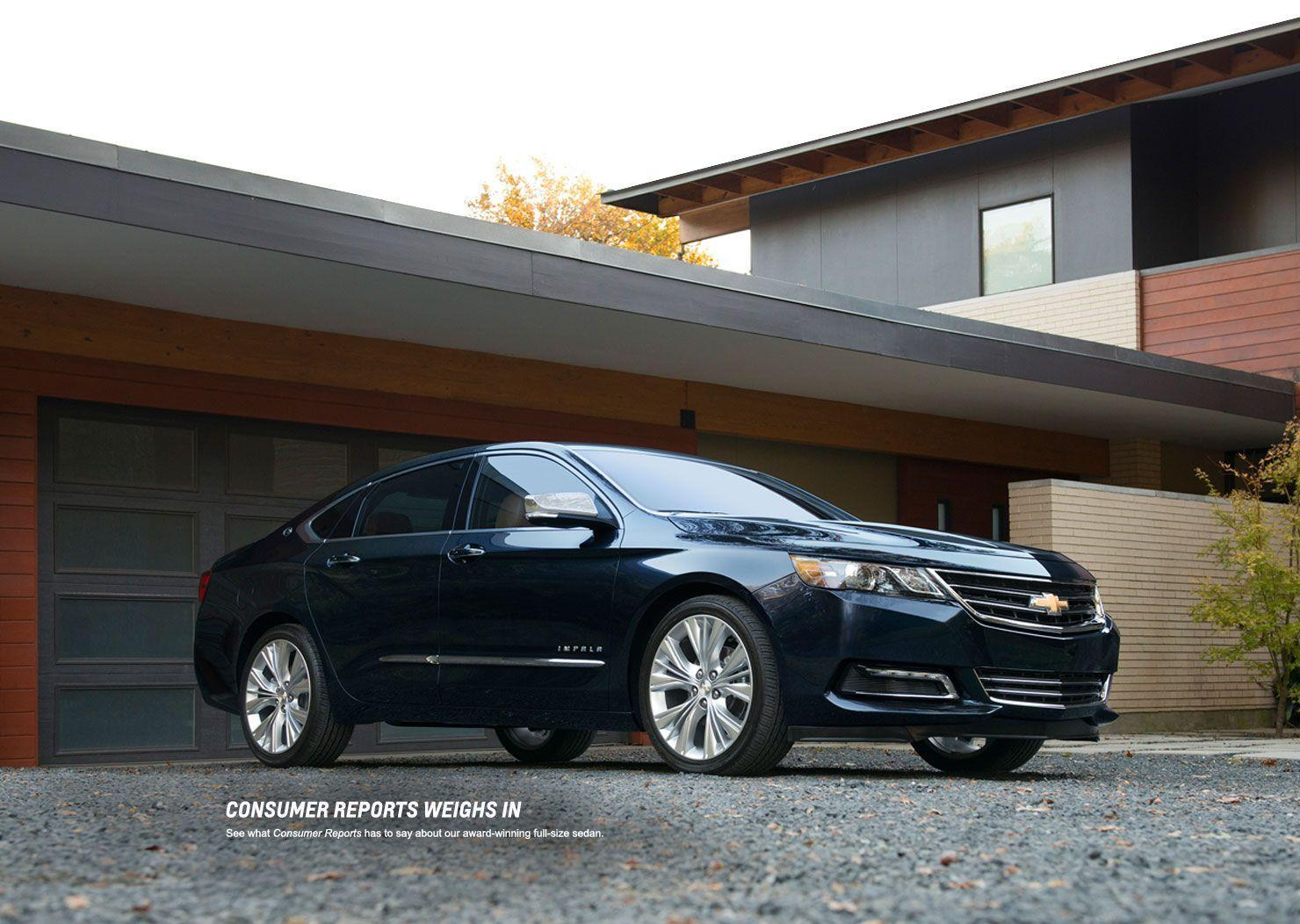 2015 Chevrolet Impala Wallpapers Widescreen HD