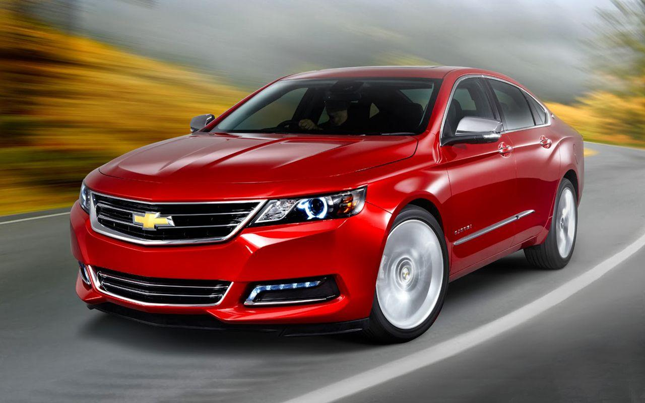 2016 Chevrolet Impala Wallpaper Backgrounds