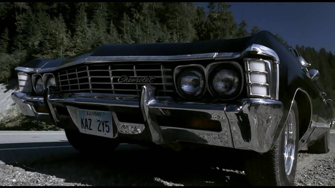 Chevrolet Impala 1967 Supernatural wallpapers
