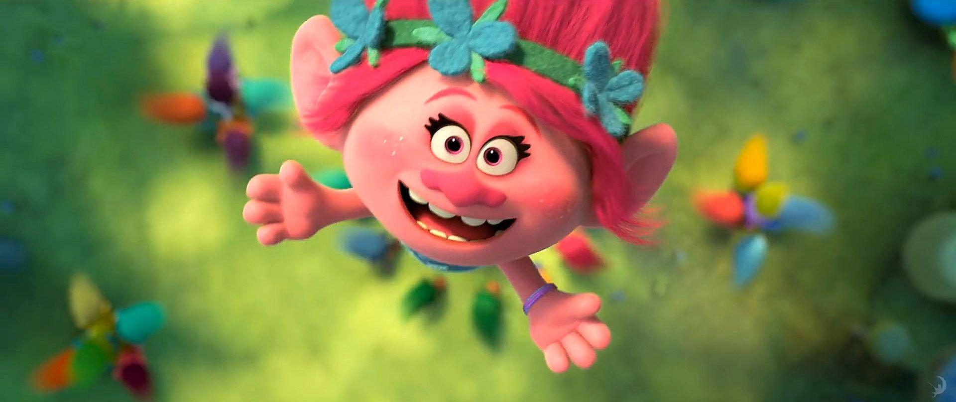 Trolls Movie Wallpapers