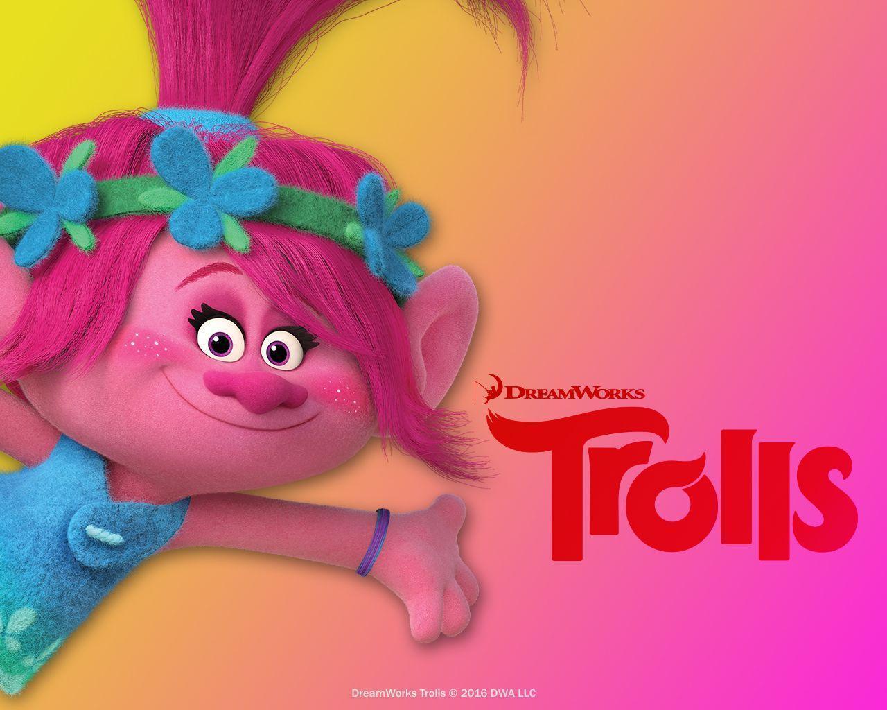 Movie Trolls Background