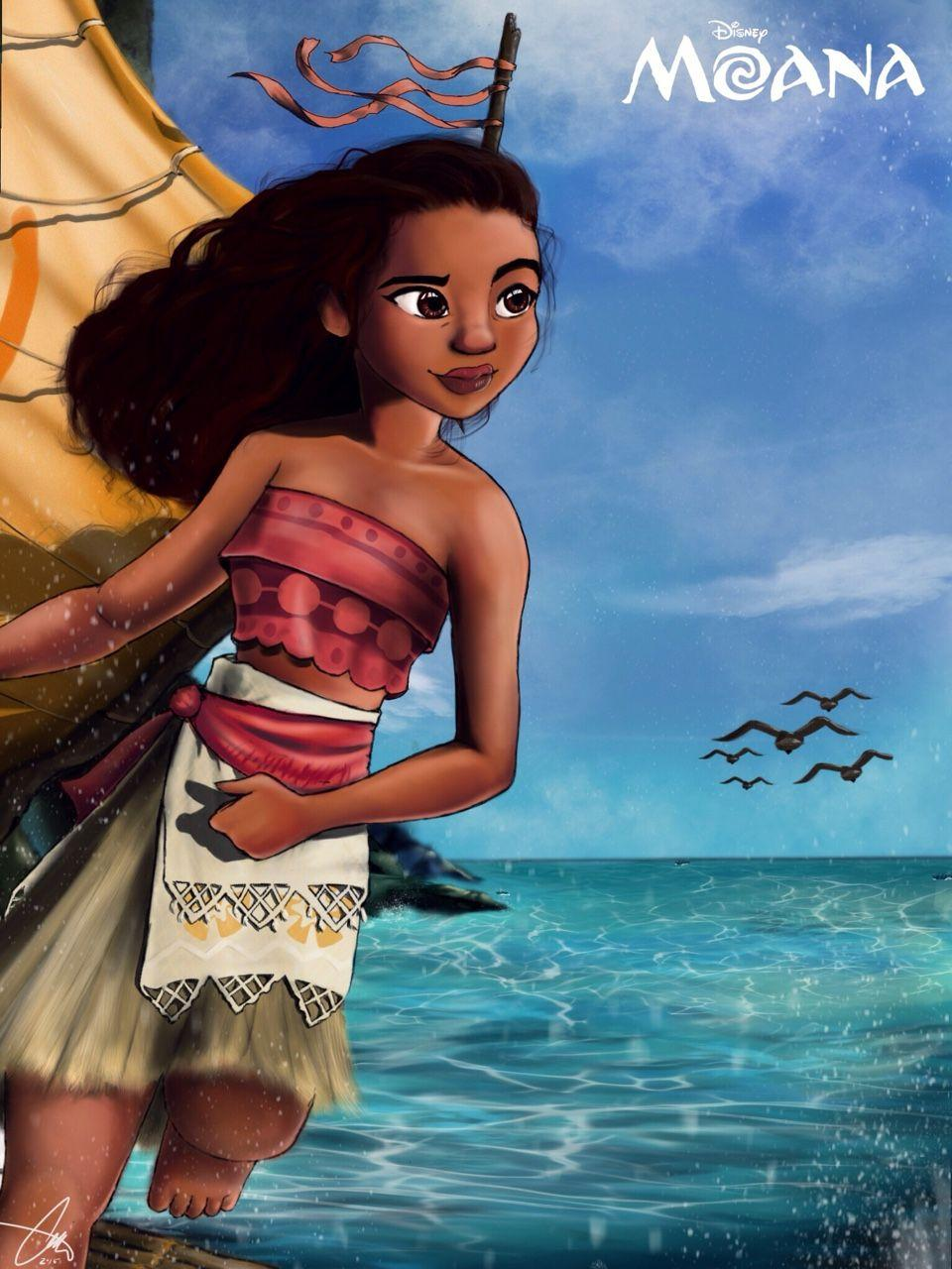 Moana Movie Wallpapers Wallpaper Cave