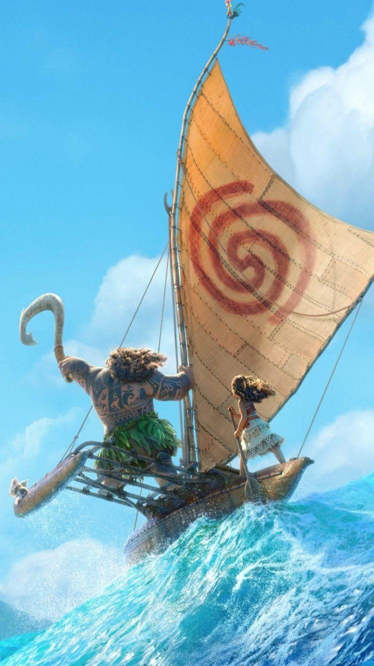Disney Moana Movie HD Wallpaper