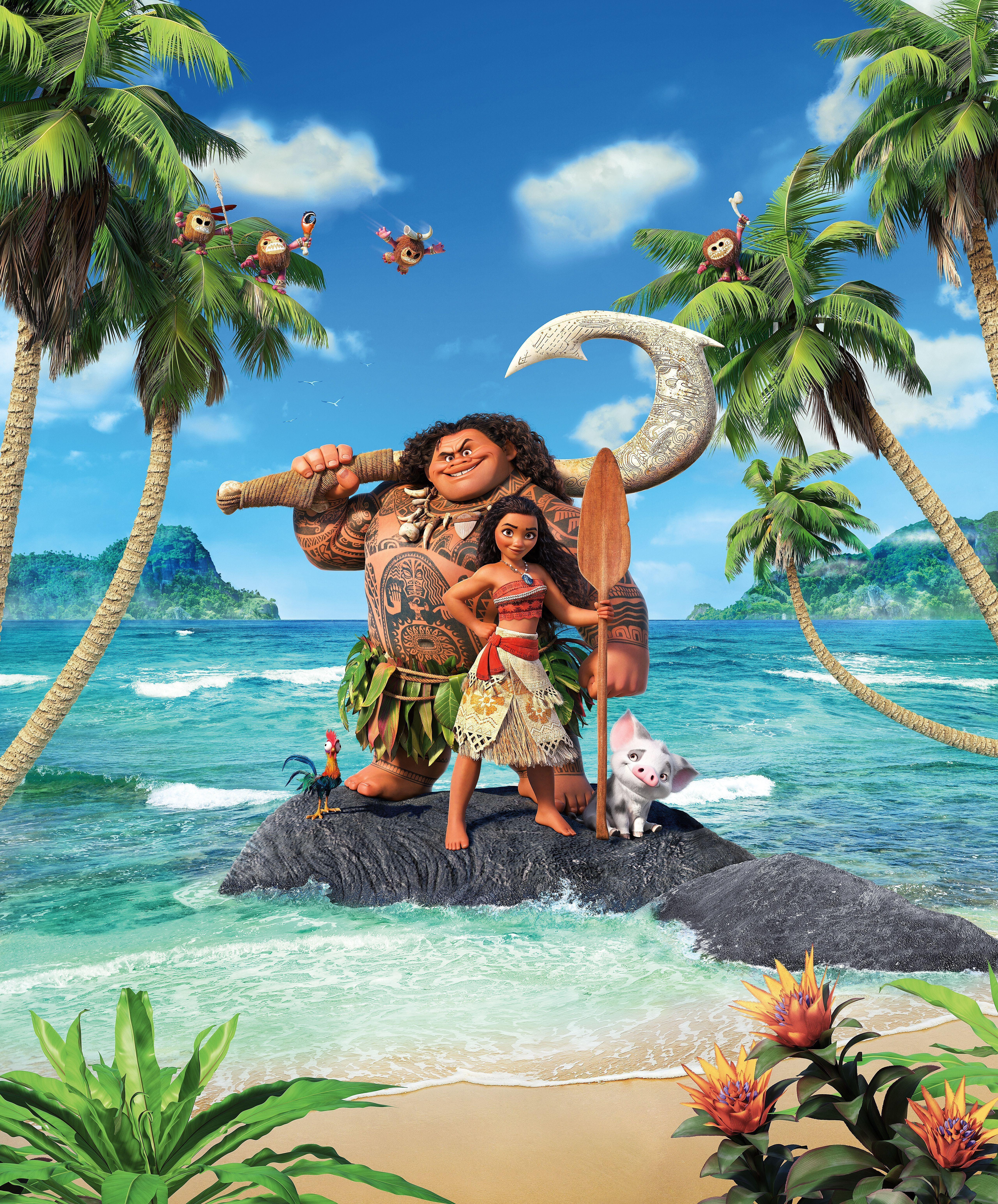 Moana movie wallpapers wallpaper cave for 13 floor full movie