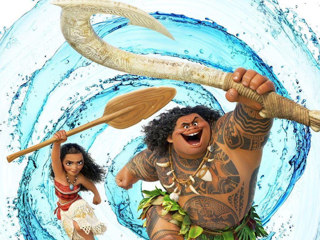 Moana Movie Wallpapers - Wallpaper Cave