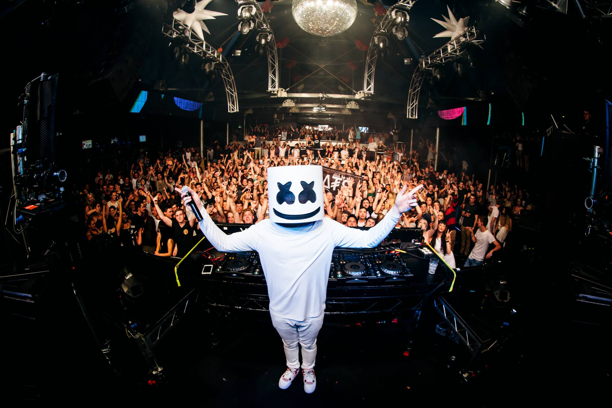 Marshmello Wallpaper - FunDJStuff.com
