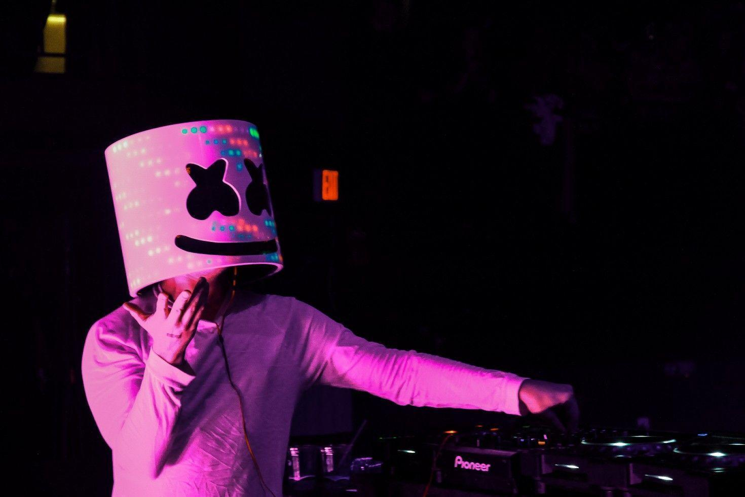 Best Marshmello Wallpaper Desktop | HD Picturez