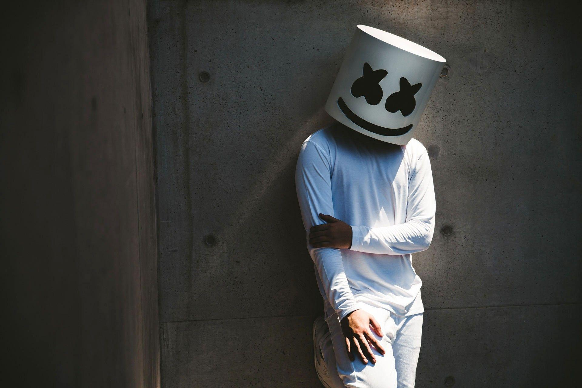 Marshmello Hd Desktop Wallpapers