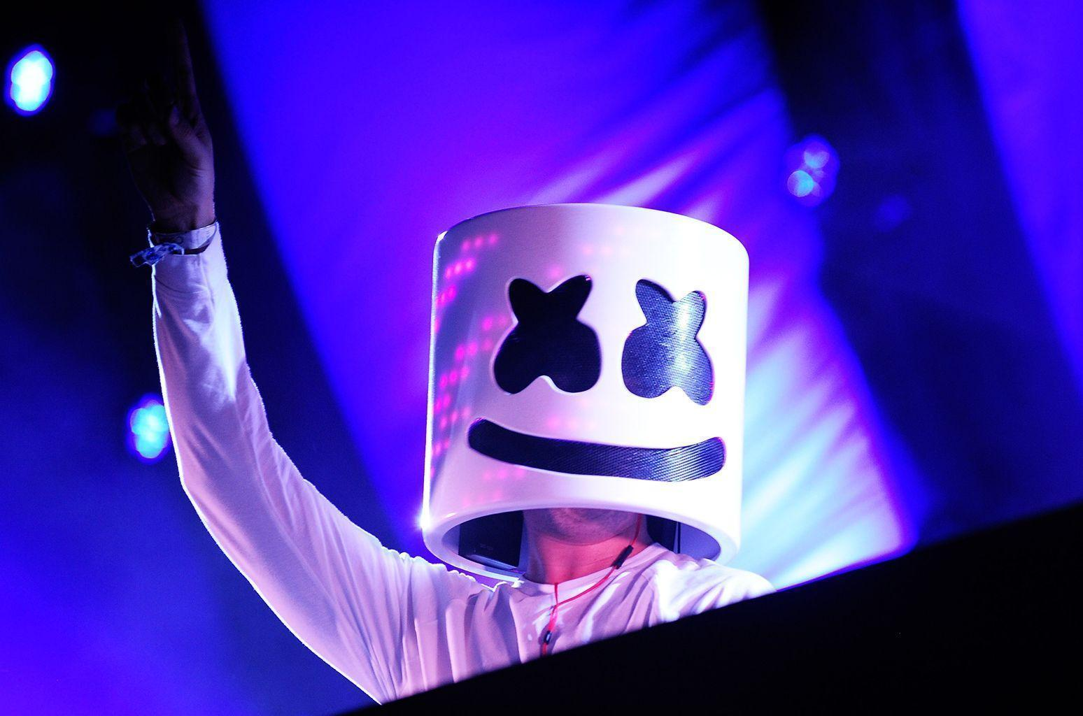 Marshmello Wallpaper | Full HD Pictures